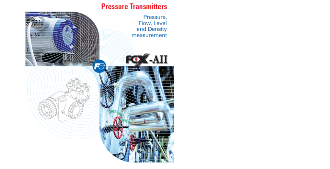 Fuji Electric Pressure Transmitters catalogue